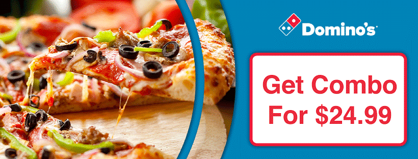Dominos Coupons For Specials Enjoy A Large Specialty Pizza For 13 99 Only