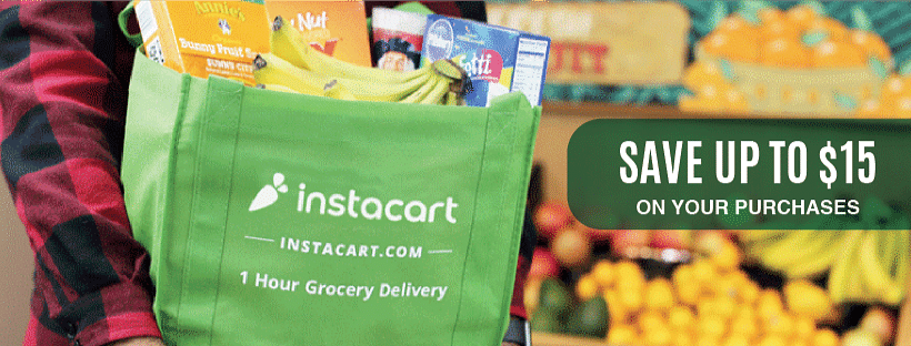 Instacart Promo Code 35 Off 2021 Discounts On All Stores Free Delivery