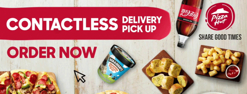 Pizza Hut Free Delivery Code Avail Contactless Delivery On Pizza Pasta More September Special