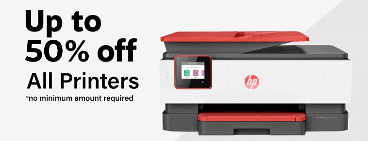 Staples Printing Coupons 2020 September Edition Get Up To 50 Off On Hp Epson Canon More