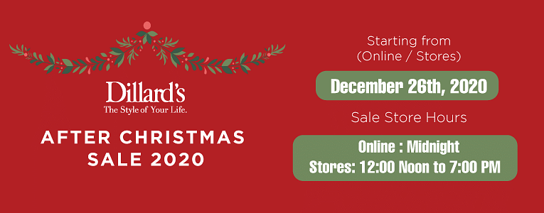 Dillard S After Christmas Sale 2021 Max 90 Off On Shoes Zouton Based in little rock, arkansas, dillard's operates as an upscale department store chain with more than 300 stores. dillard s after christmas sale 2021