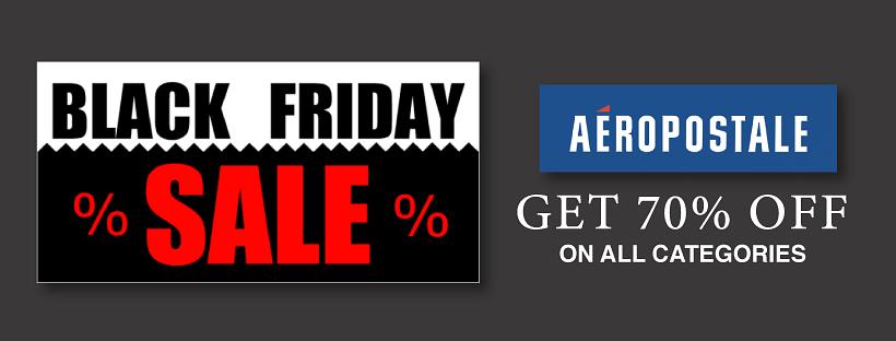 Aeropostale Black Friday Sale 2020